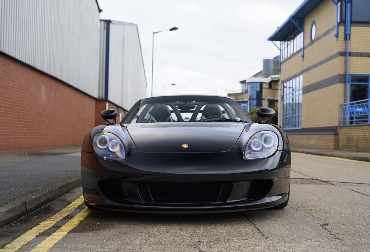 2006 Porsche Carrera GT (LHD) – For sale in London For Sale (picture 7 of 24)