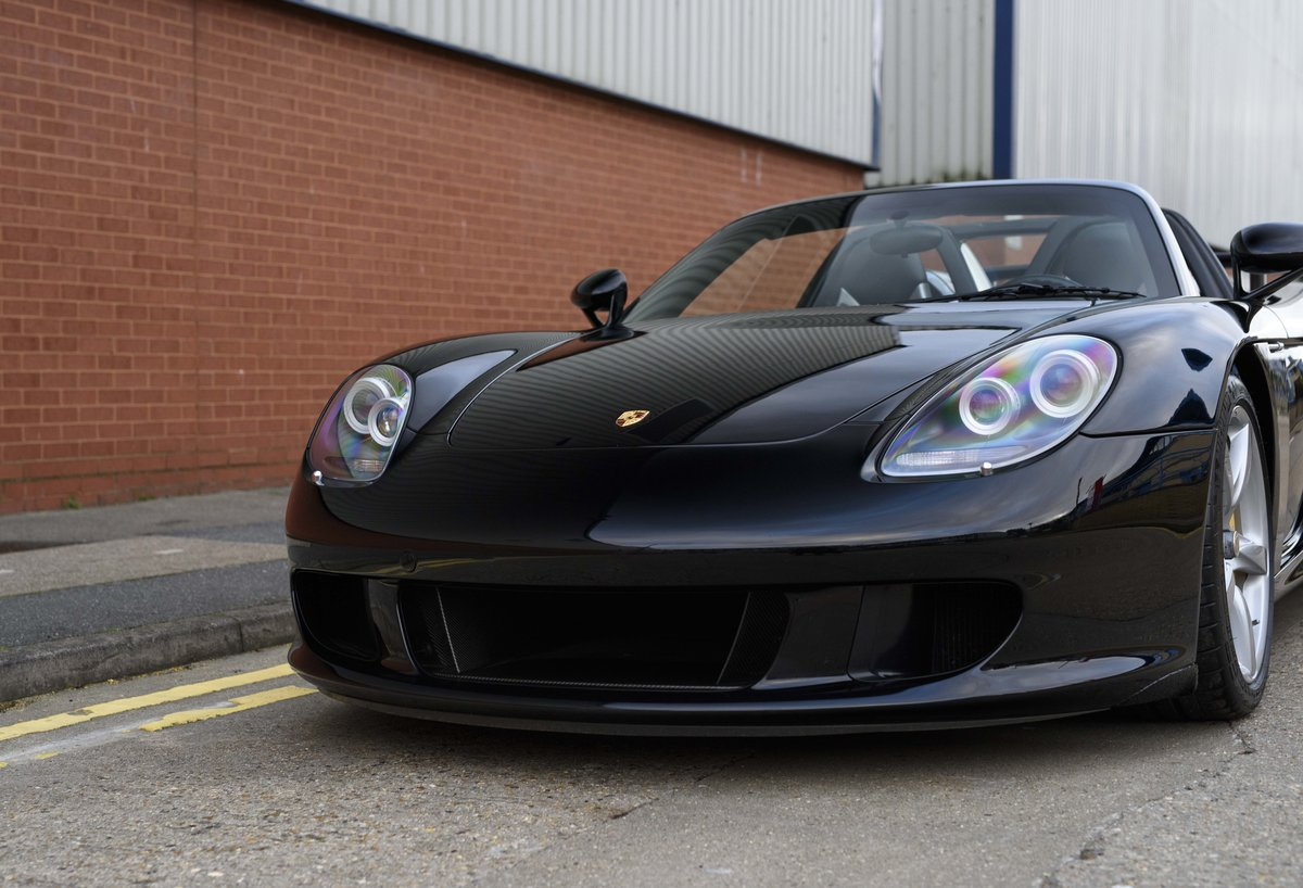 2006 Porsche Carrera GT (LHD) – For sale in London For Sale (picture 9 of 24)