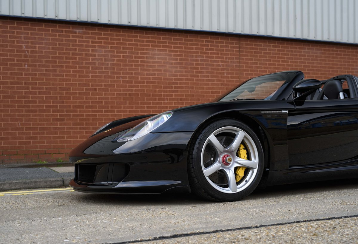 2006 Porsche Carrera GT (LHD) – For sale in London For Sale (picture 10 of 24)