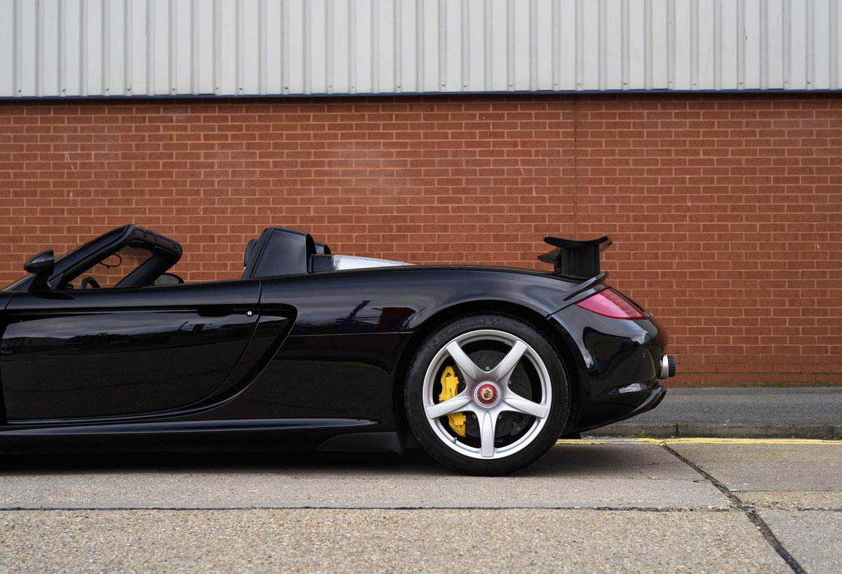 2006 Porsche Carrera GT (LHD) – For sale in London For Sale (picture 11 of 24)