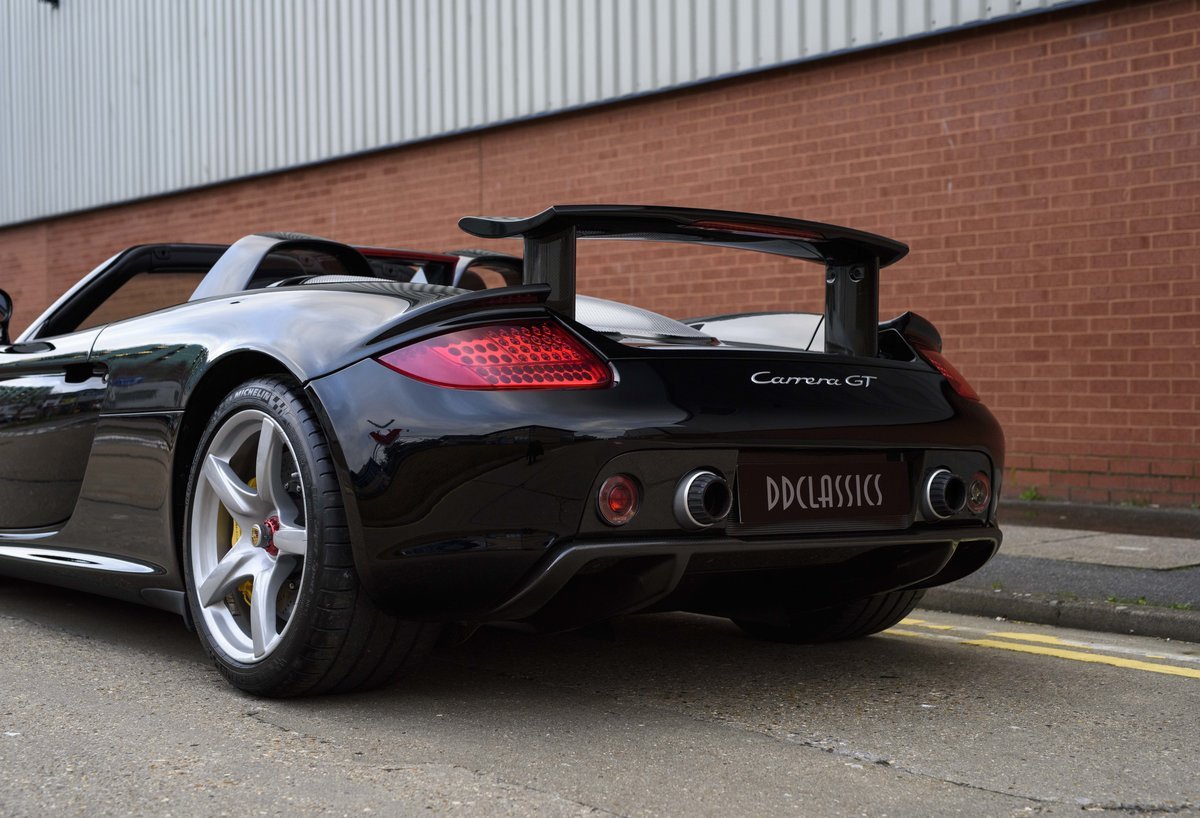2006 Porsche Carrera GT (LHD) – For sale in London For Sale (picture 12 of 24)