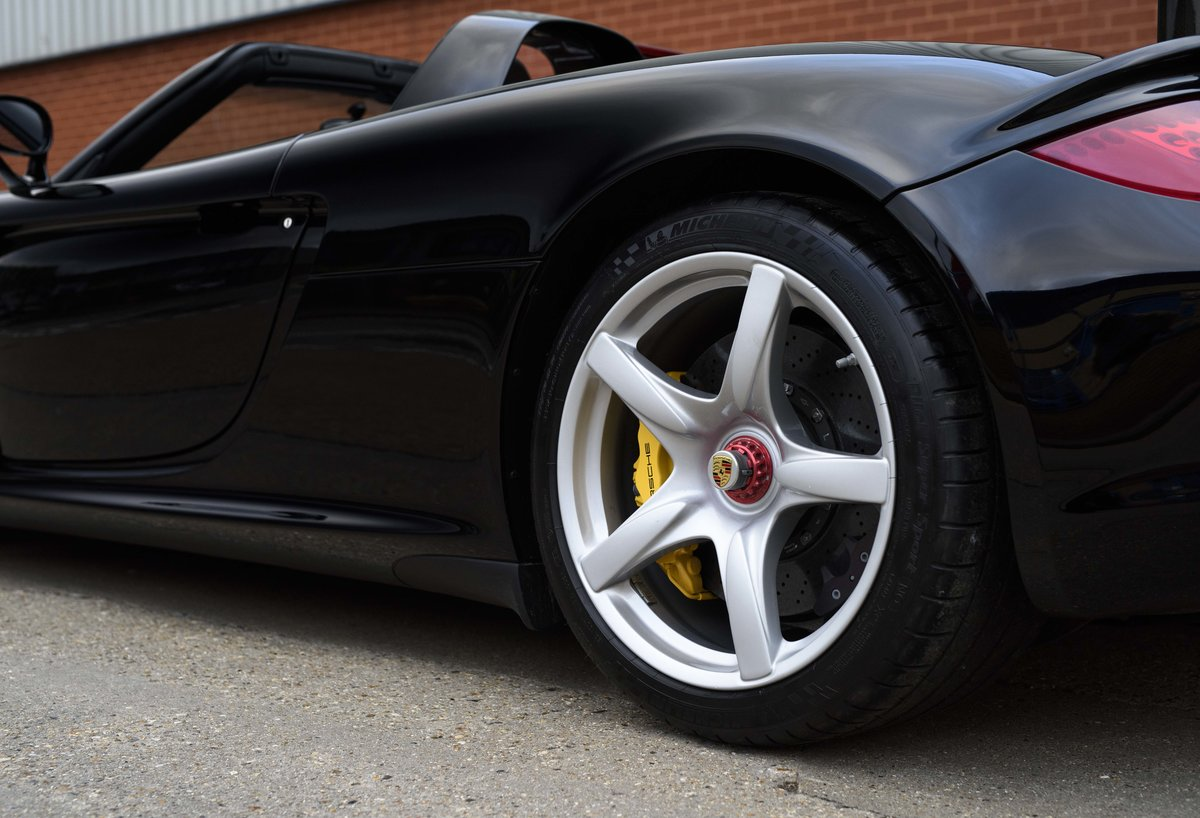 2006 Porsche Carrera GT (LHD) – For sale in London For Sale (picture 13 of 24)