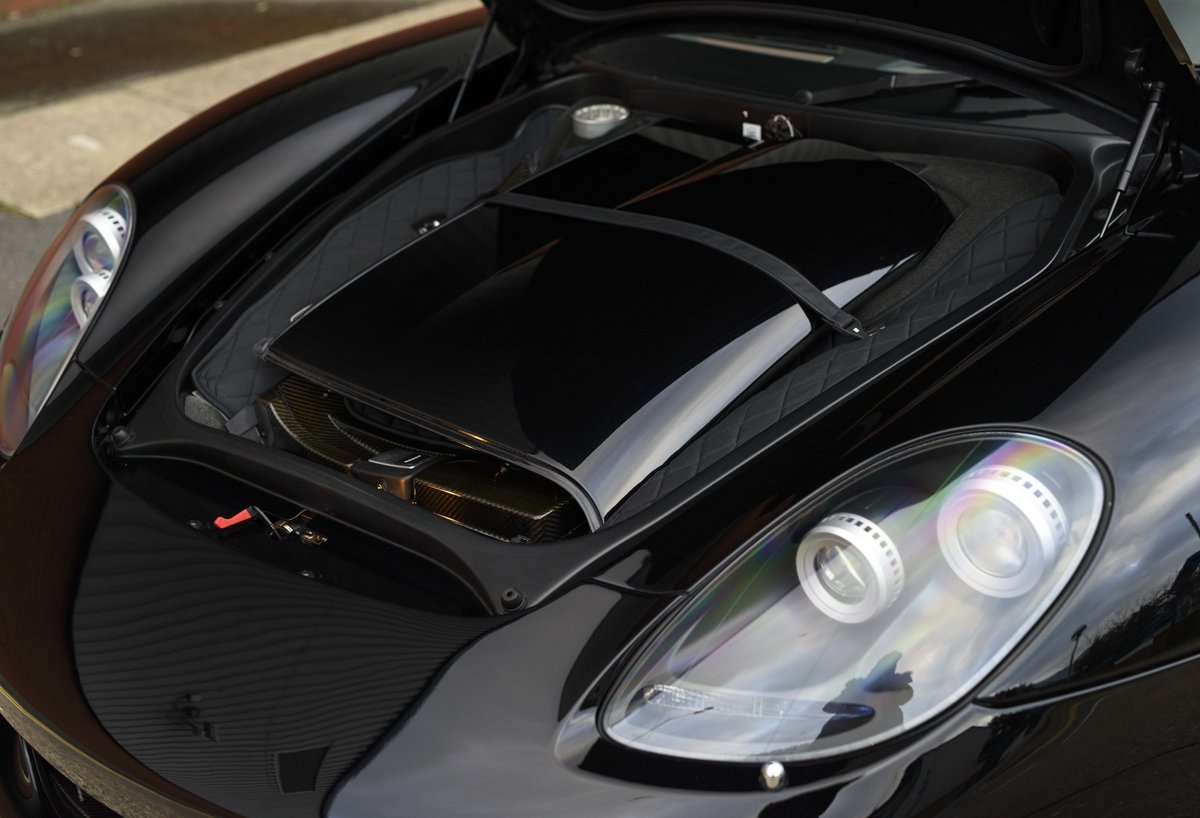 2006 Porsche Carrera GT (LHD) – For sale in London For Sale (picture 16 of 24)
