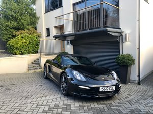 2012 Porsche 981 Boxster Only 30'000 Miles For Sale