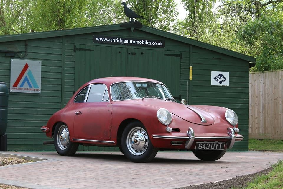 1960 Porsche 356B 'T5' (LHD) For Sale (picture 1 of 5)