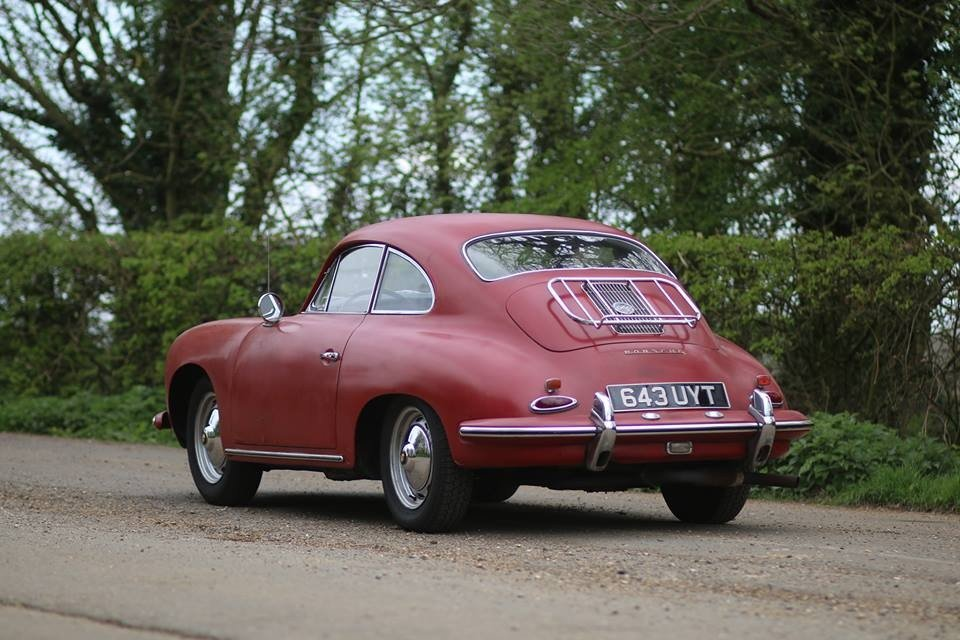 1960 Porsche 356B 'T5' (LHD) For Sale (picture 2 of 5)