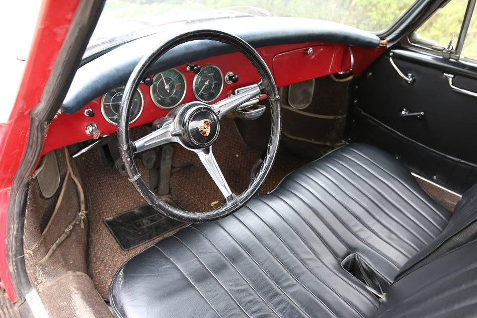 1960 Porsche 356B 'T5' (LHD) For Sale (picture 3 of 5)