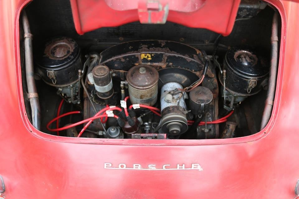 1960 Porsche 356B 'T5' (LHD) For Sale (picture 4 of 5)
