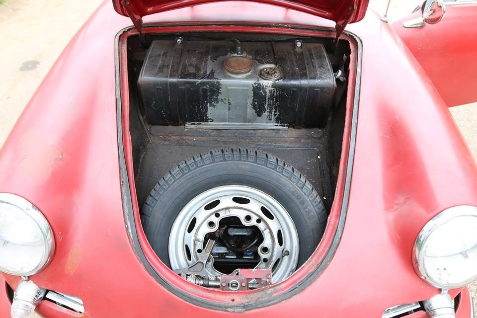 1960 Porsche 356B 'T5' (LHD) For Sale (picture 5 of 5)