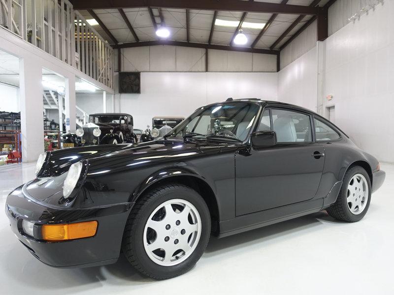 1991 Porsche 911 Carrera 2 Sunroof Coupe For Sale (picture 1 of 6)