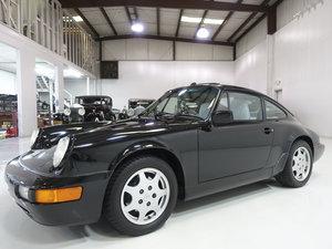 1991 Porsche 911 Carrera 2 Sunroof Coupe