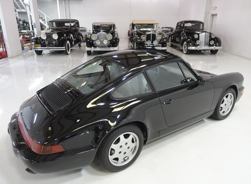 1991 Porsche 911 Carrera 2 Sunroof Coupe For Sale (picture 2 of 6)