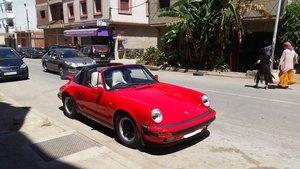 1984 Porsche 911 3.2 Targa