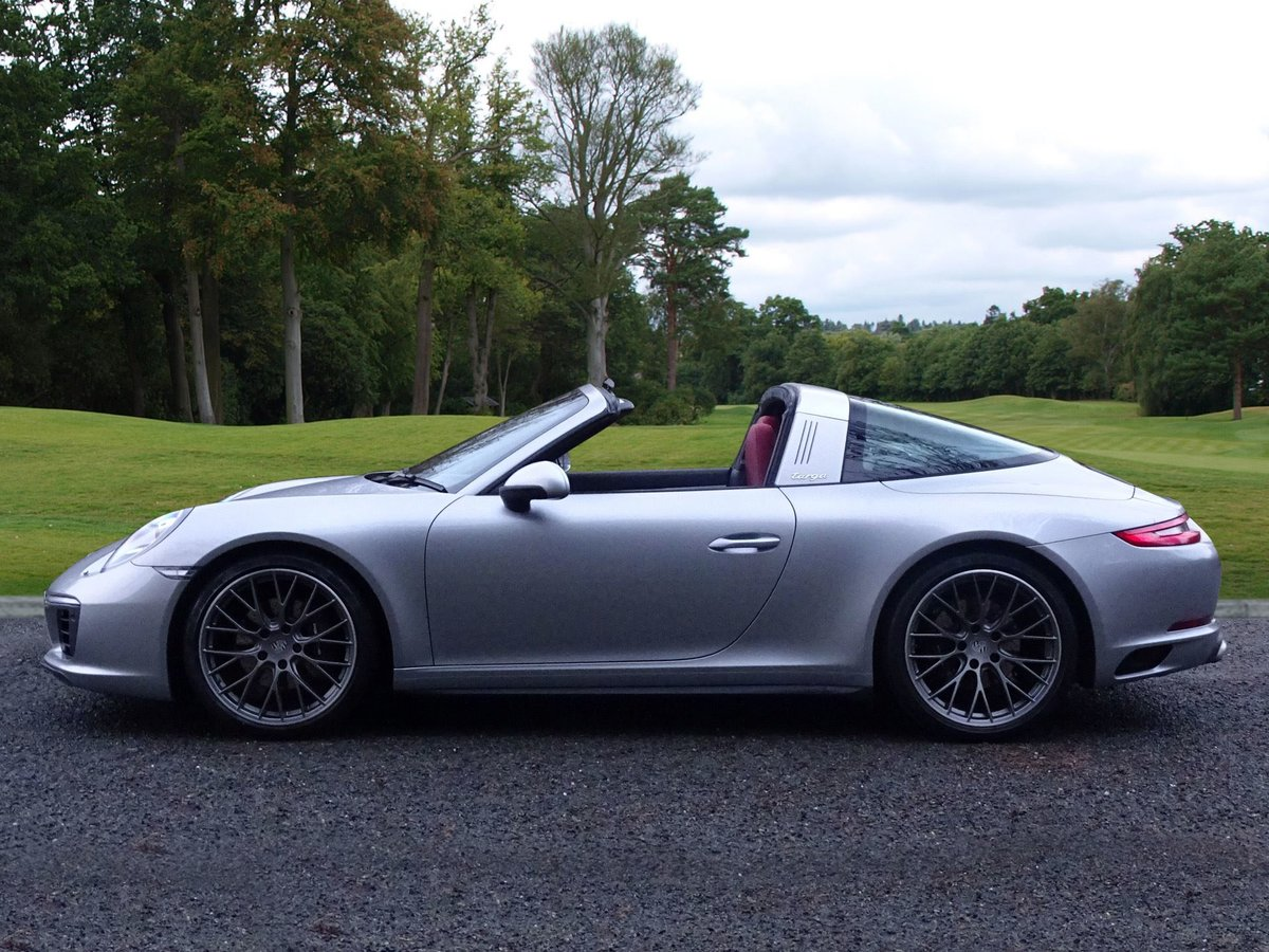 2016 Porsche  911  991 TARGA 4 PDK AUTO  77,948 For Sale (picture 3 of 24)