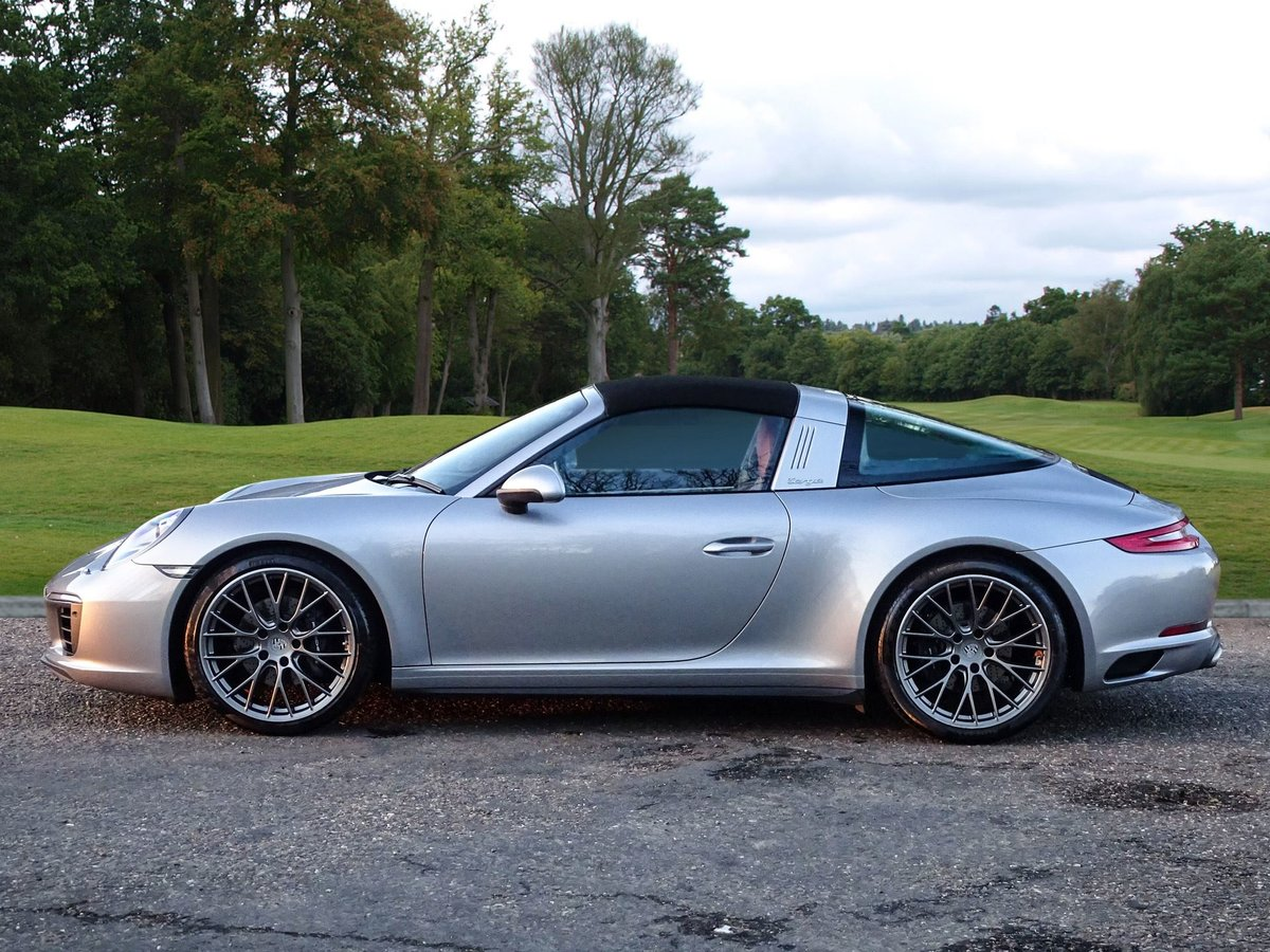 2016 Porsche  911  991 TARGA 4 PDK AUTO  77,948 For Sale (picture 4 of 24)
