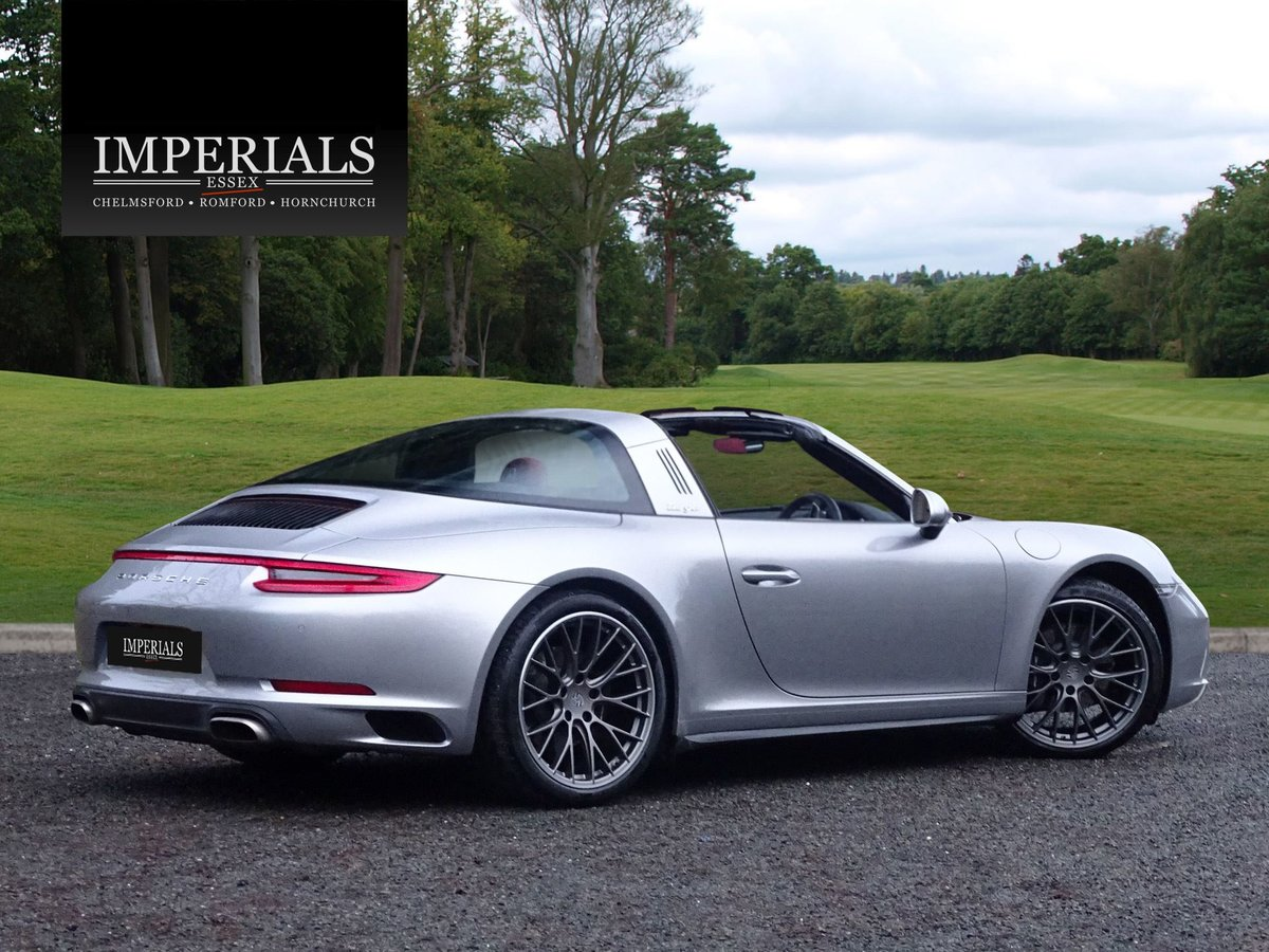 2016 Porsche  911  991 TARGA 4 PDK AUTO  77,948 For Sale (picture 6 of 24)