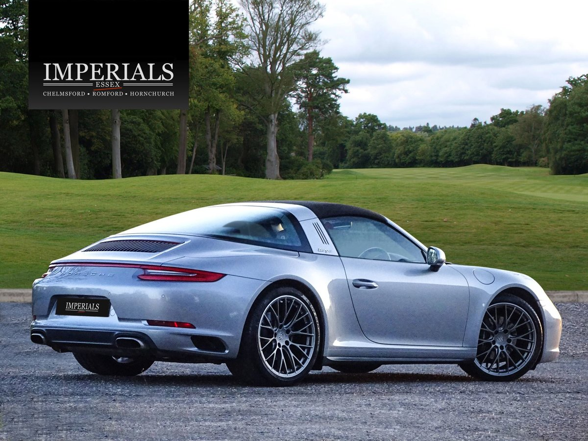 2016 Porsche  911  991 TARGA 4 PDK AUTO  77,948 For Sale (picture 7 of 24)