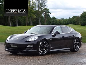 2012 Porsche  PANAMERA  4.8 S PDK AUTO  27,948 For Sale