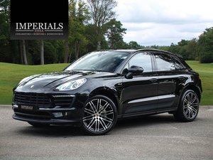 2015 Porsche  MACAN  3.0D S DIESEL 2016 MODEL EU6 PDK AUTO  34,69 For Sale