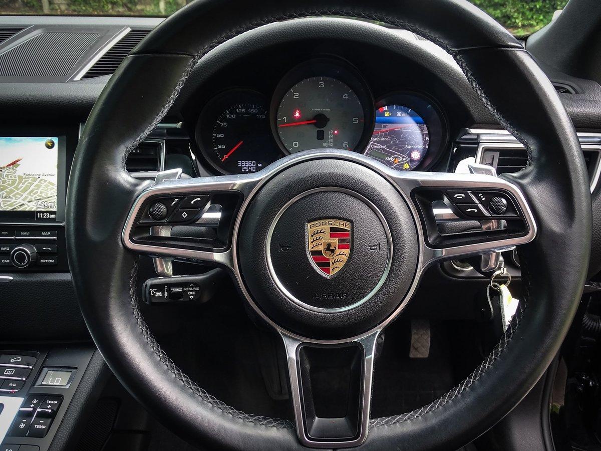 2015 Porsche  MACAN  3.0D S DIESEL 2016 MODEL EU6 PDK AUTO  34,69 For Sale (picture 7 of 24)