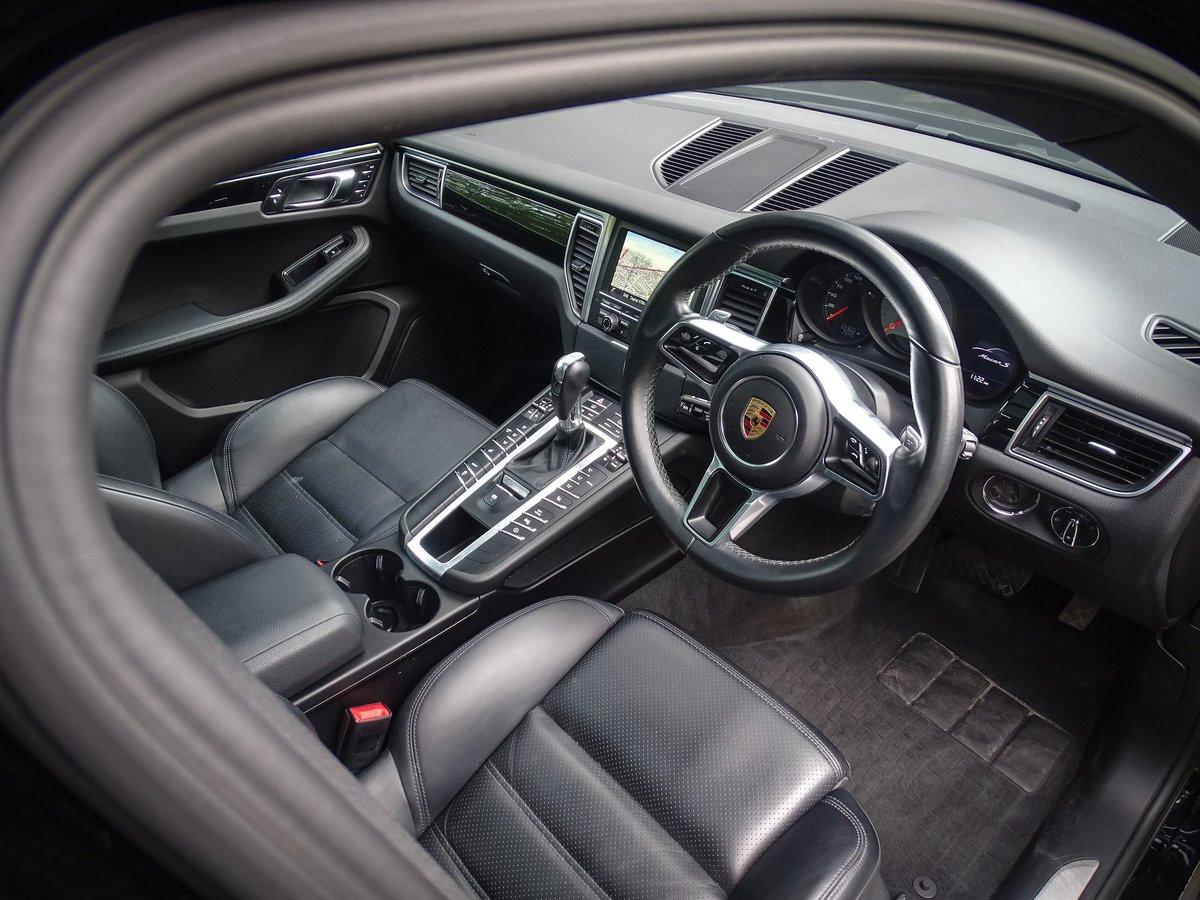 2015 Porsche  MACAN  3.0D S DIESEL 2016 MODEL EU6 PDK AUTO  34,69 For Sale (picture 16 of 24)