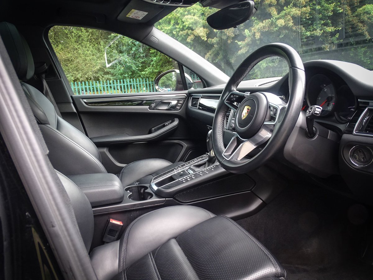 2015 Porsche  MACAN  3.0D S DIESEL 2016 MODEL EU6 PDK AUTO  34,69 For Sale (picture 17 of 24)
