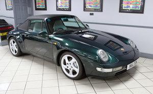 1997  Porsche 993 Carrera 4 Cabriolet For Sale