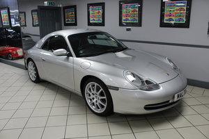 1999 Porsche 996 Carrera 4 Convertible For Sale
