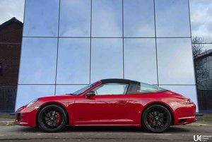 2018 Porsche 911 Targa 4 GTS For Sale