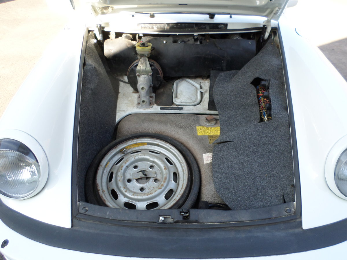 1984 Porsche 911 targa 3.2 aircooled project may take part ex For Sale (picture 6 of 6)
