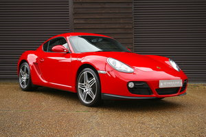 2009 Porsche Gen II 987 Cayman 2.9 24V Coupe Manual (29500 miles) SOLD