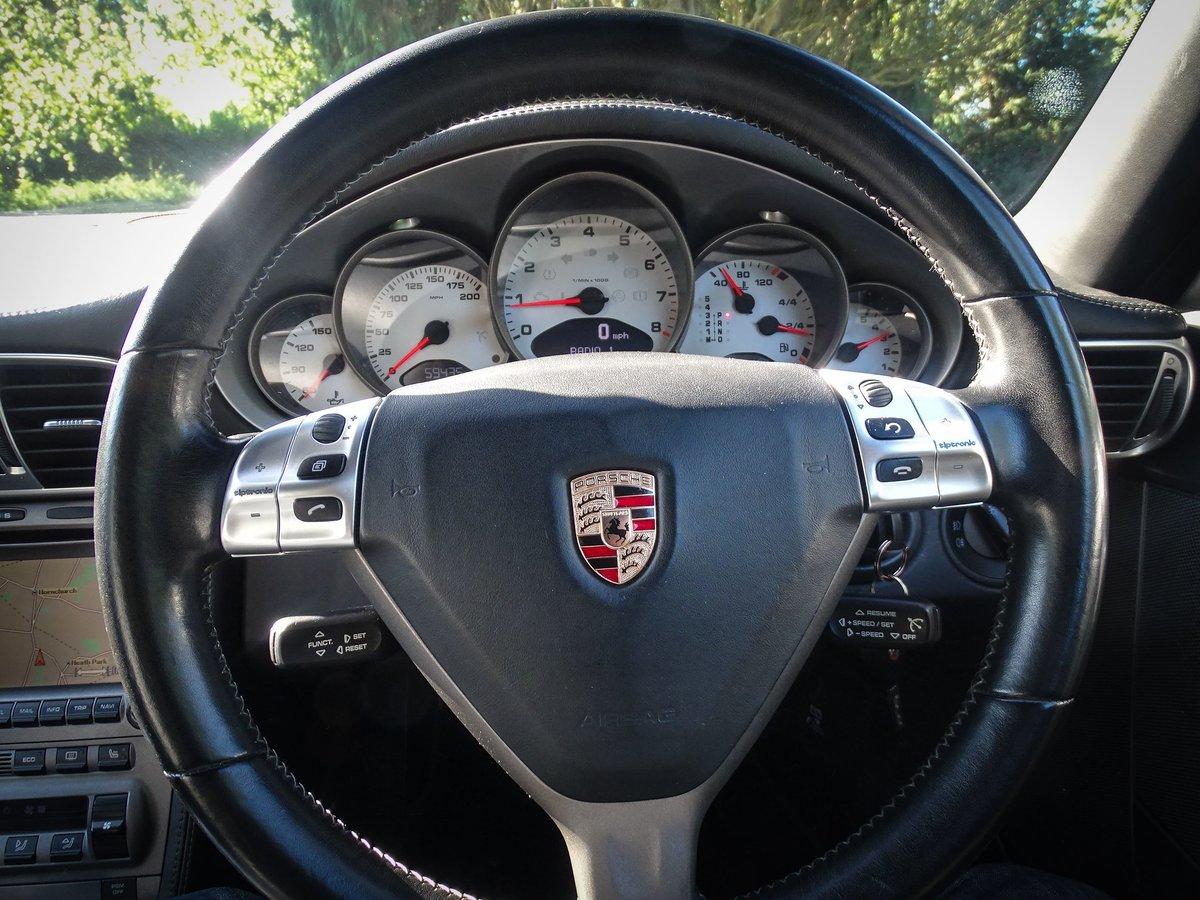 2007 Porsche  911  997 CARRERA 4S 3.8 CABRIOLET TIPTRONIC AUTO  2 For Sale (picture 8 of 24)