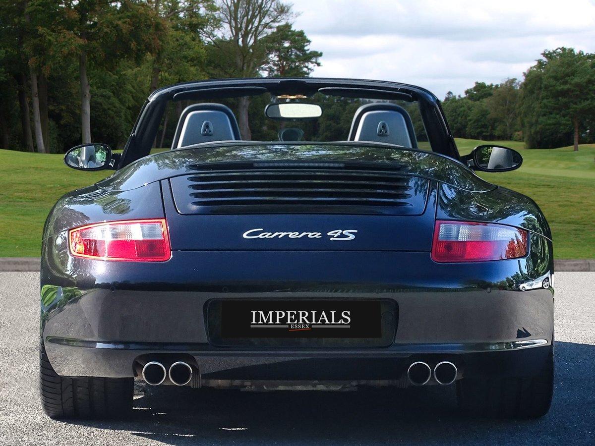 2007 Porsche  911  997 CARRERA 4S 3.8 CABRIOLET TIPTRONIC AUTO  2 For Sale (picture 11 of 24)