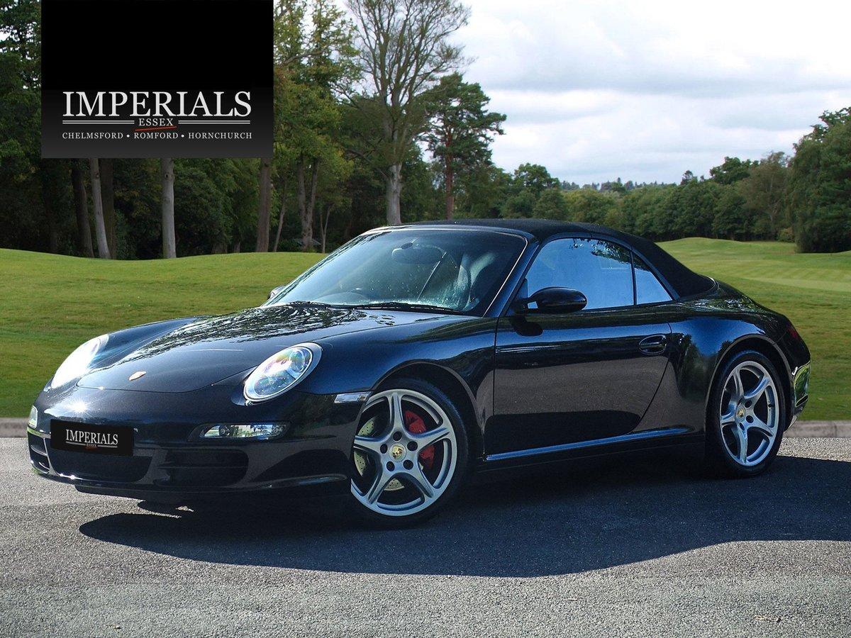 2007 Porsche  911  997 CARRERA 4S 3.8 CABRIOLET TIPTRONIC AUTO  2 For Sale (picture 24 of 24)