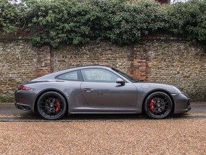 2017 Porsche    991 Carrera GTS  For Sale