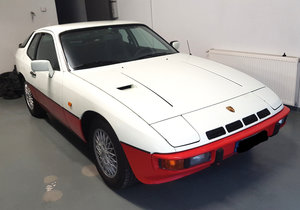 1982 Porsche 924 turbo II For Sale