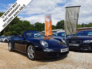 Picture of 2006 PORSCHE 911 3.6 AUTO CONVERTIBLE  For Sale