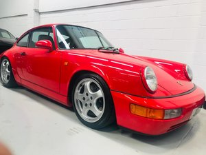 1991 PORSCHE 911- 964 CARRERA RS LIGHTWEIGHT TOURING 18,000 MILES For Sale