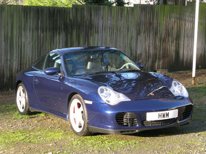 Picture of 2002-PORSCHE 996 C4S COUPE SOLD