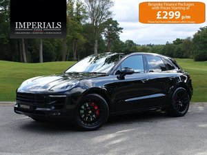 2017 Porsche  MACAN  GTS 2018 MODEL VAT Q PDK AUTO  48,948 For Sale