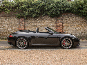 2016 Porsche  911 Carrera 991  (991) 911 Carrera S Convertible -  SOLD