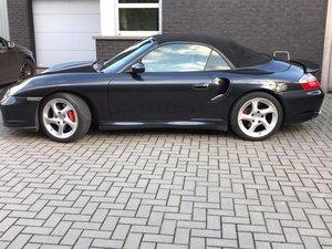 PORSCHE 911 996 TURBO CABRIO X50 ! 450PK ! X50 COLLECTOR!