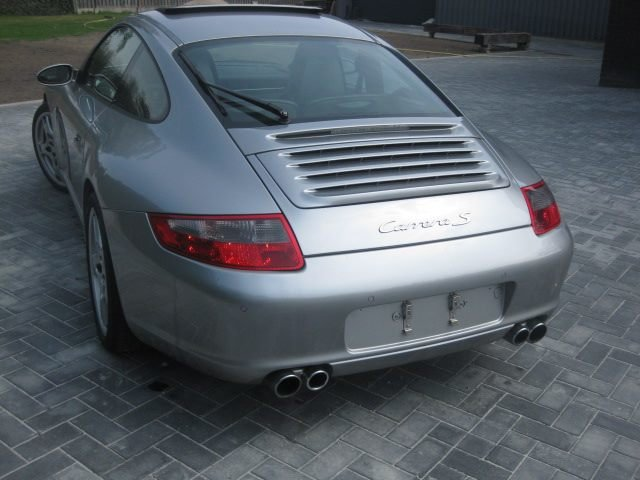2006 911 997 S 3.8CC COUPE SPORTPAKKET BOSE TURBOSEATS..VOLL! For Sale (picture 4 of 6)