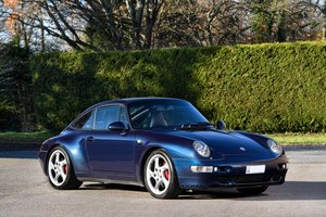 1997 Porsche 993 Targa - Upgraded by RUF For Sale