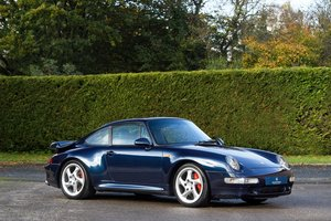 1997 Porsche 993 Turbo  For Sale