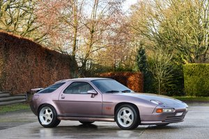 1987 Porsche 928 Strosek For Sale