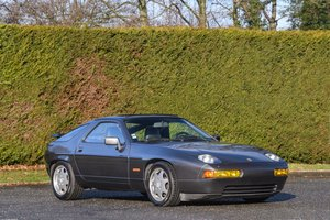 1991 Porsche 928GT - Manual Gearbox, French Delivered  For Sale