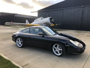 2003 Porsche 996 3.6 Facelift Coupe Tip S Low Mileage FSH....