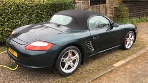 2005 Porsche Boxster S Immaculate