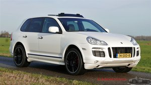2008 Porsche Cayenne 4.8 GTS in good condition For Sale
